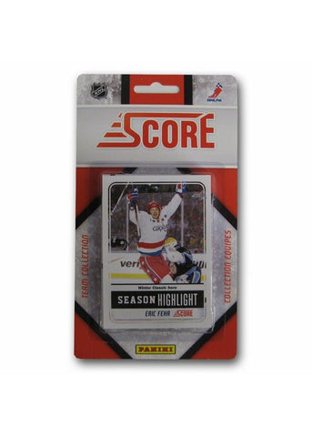 2011/12 Score NHL Team Set - Washington Capitals - Peazz.com