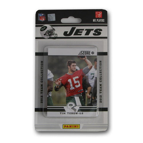 2012 Score NFL Team Set - New York Jets - Peazz.com