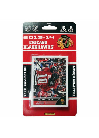 2013/14 Score NHL Team Set - Chicago Blackhawks - Peazz.com