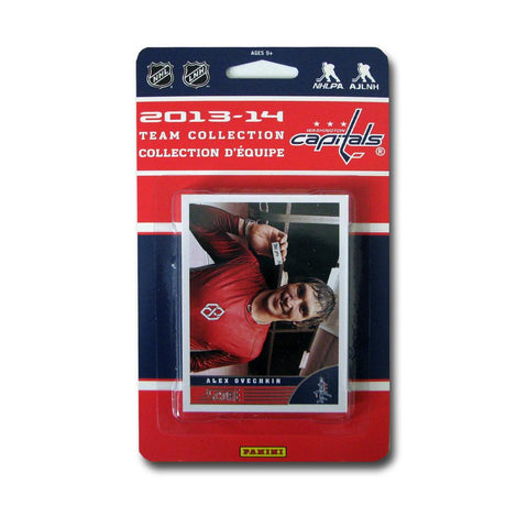 2013/14 Score NHL Team Set - Washington Capitals - Peazz.com
