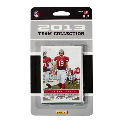2013 Score NFL Team Set Diamondbacks - Peazz.com