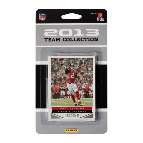 2013 Score NFL Team Set Falcons - Peazz.com