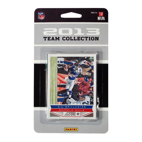 2013 Score NFL Team Set Bills - Peazz.com