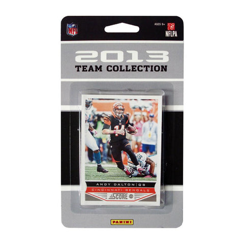 2013 Score NFL Team Set Bengals - Peazz.com