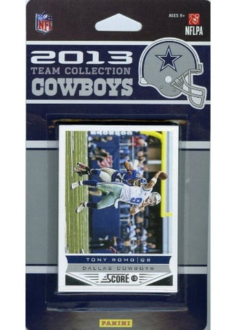 2013 Score NFL Team Set Cowboys - Peazz.com