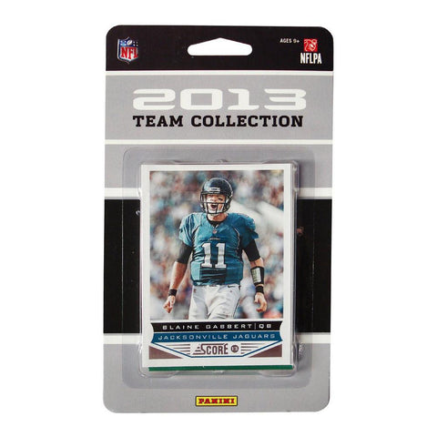 2013 Score NFL Team Set Jaguars - Peazz.com