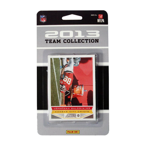 2013 Score NFL Team Set Chiefs - Peazz.com