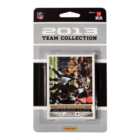 2013 Score NFL Team Set Saints - Peazz.com