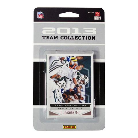 2013 Score NFL Team Set Jets - Peazz.com