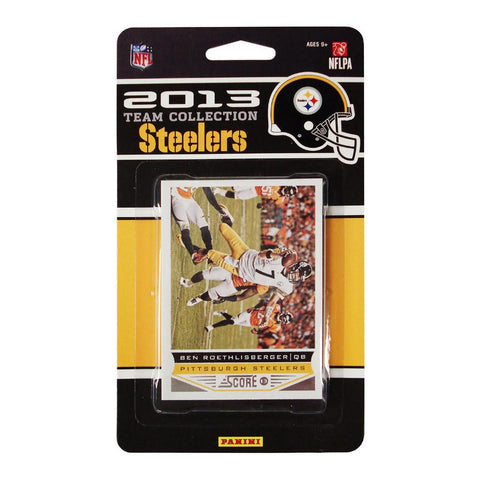 2013 Score NFL Team Set Steelers - Peazz.com