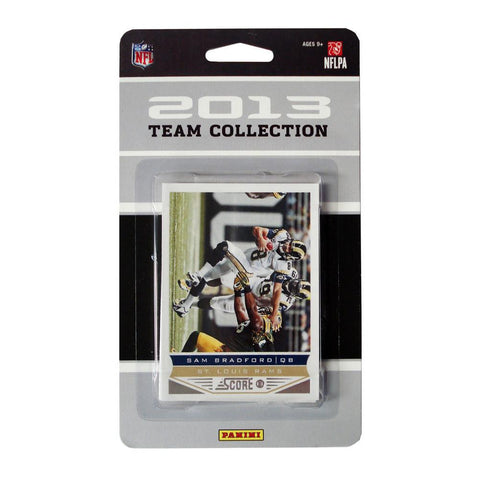 2013 Score NFL Team Set Rams - Peazz.com