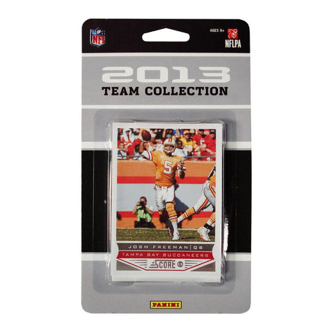 2013 Score NFL Team Set Buccaneers - Peazz.com