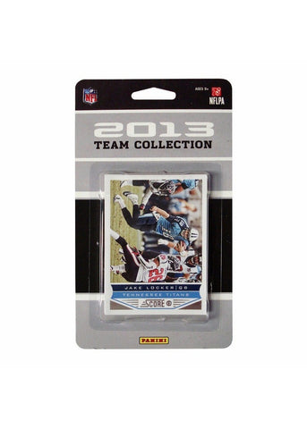 2013 Score NFL Team Set Titans - Peazz.com