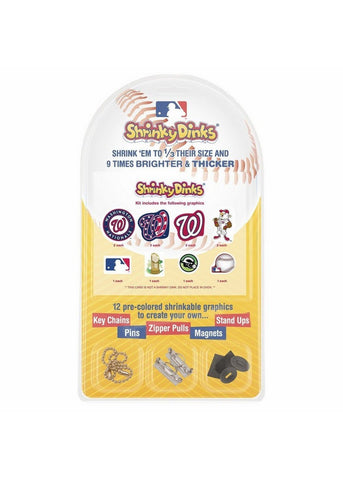 Washington Nationals  Shrinky Dinks - Peazz.com