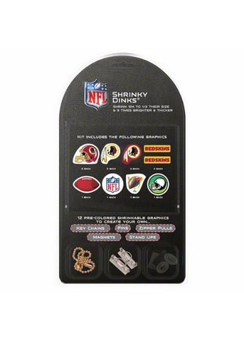 Washington Redskins  Shrinky Dinks - Peazz.com