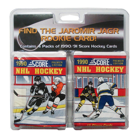Find the Jagr Rookie Card Pack - Peazz.com
