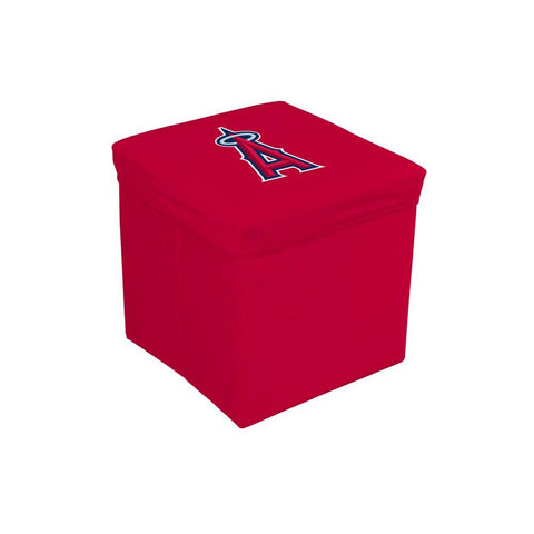 16-Inch Team Logo Storage Cube - Los Angeles Angels - Peazz.com