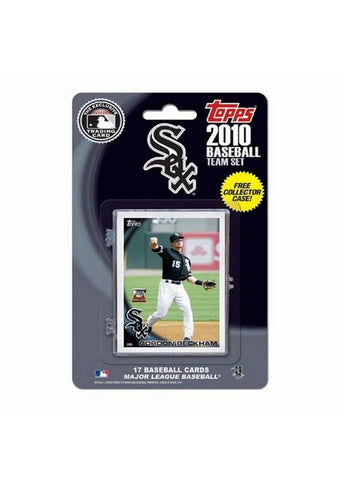 2010 Topps Team Set - Chicago White Sox - Peazz.com