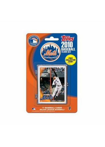 2010 Topps Team Set - New York Mets - Peazz.com