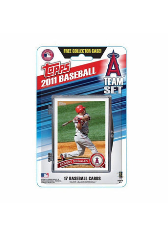 2011 Topps Team Sets - Anaheim Angels - Peazz.com