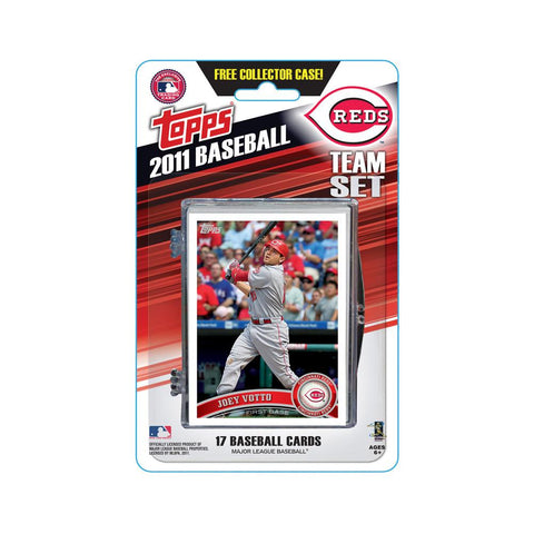 2011 Topps Team Sets - Cincinatti Reds - Peazz.com