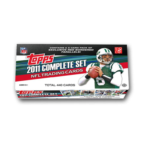 2011 Topps NFL Factory Sets Hobby - Peazz.com