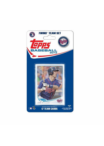 Topps 2013 Team Set - Minnesota Twins - Peazz.com