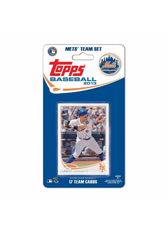 Topps 2013 Team Set - New York Mets - Peazz.com