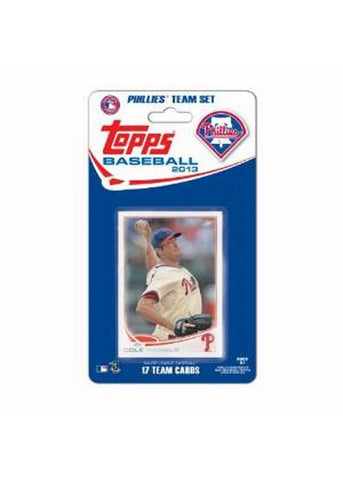 Topps 2013 Team Set - Philadelphia Phillies - Peazz.com