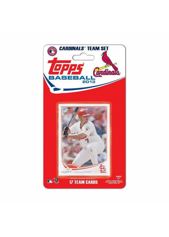 Topps 2013 Team Set - Saint Louis Cardinals - Peazz.com