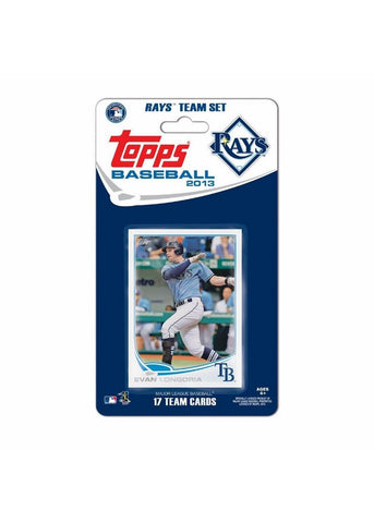 Topps 2013 Team Set - Tampa Bay Rays - Peazz.com
