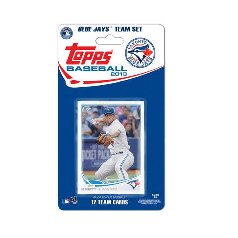 Topps 2013 Team Set - Toronto Blue Jays - Peazz.com