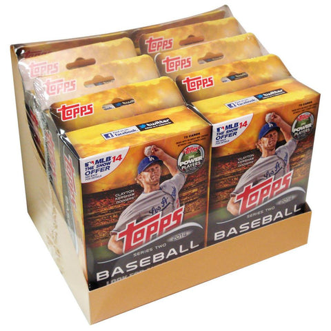 2014 Topps Series 2 Baseball Hangar Box - Peazz.com