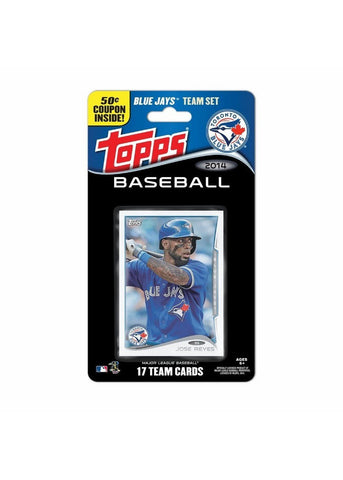 2014 Topps MLB Sets -  Toronto Blue Jays - Peazz.com