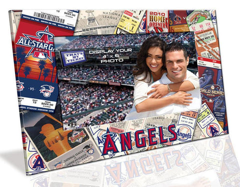4X6 Picture Frame - Los Angeles Angels - Peazz.com