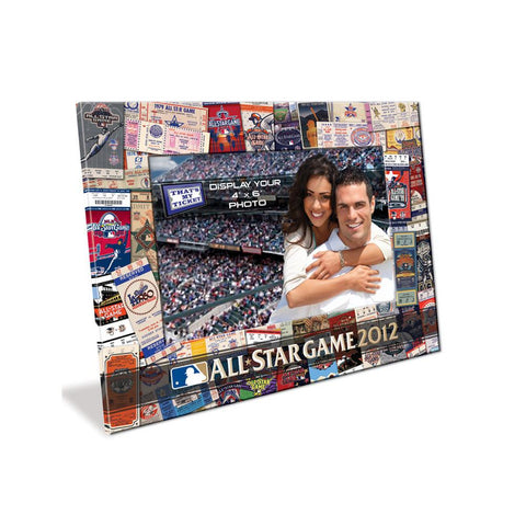 4X6 Picture Frames - Kansas City Royals 2012 All Star Game - Peazz.com