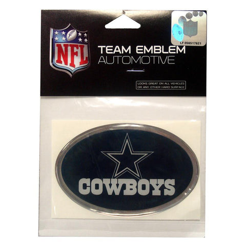 Team Promark Color Auto Emblem - Dallas Cowboys - Peazz.com