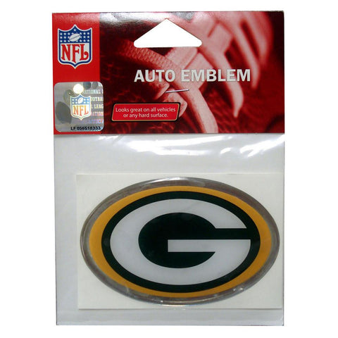 Team Promark Color Auto Emblem - Green Bay Packers - Peazz.com