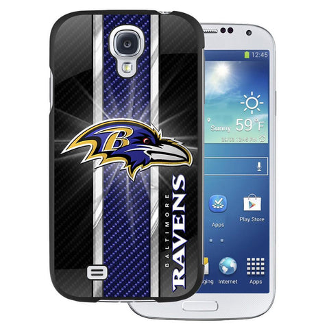 NFL Samsung Galaxy 4 Case - Baltimore Ravens - Peazz.com