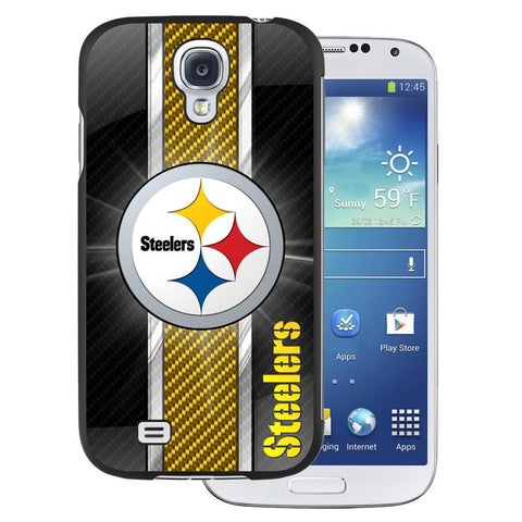 NFL Samsung Galaxy 4 Case - Pittsburgh Steelers - Peazz.com