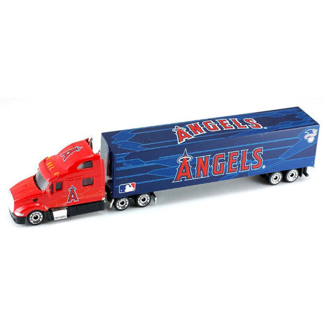 2012 1:80 Scale Tractor Trailer Diecast - Los Angeles Angels - Peazz.com