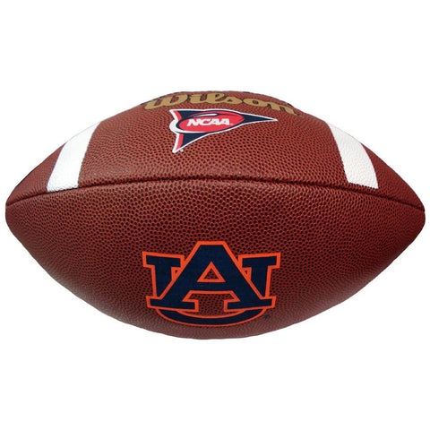 Wilson Composite Football - Auburn Tigers - Peazz.com