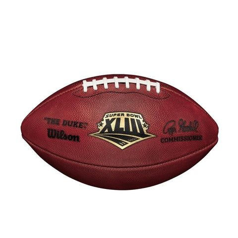 Wilson NFL Super Bowl 43 Football - Peazz.com