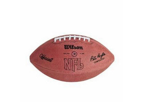 Wilson Football Super Bowl 5 - Peazz.com