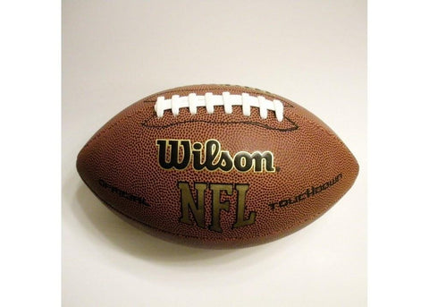 Wilson NFL Touchdown soft composite leather Football - Peazz.com