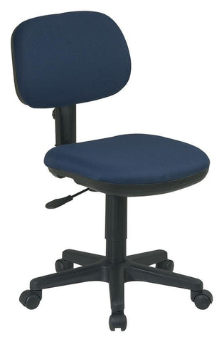 Work Smart SC117-225 Basic Task Chair (Replaces SC50T) - Peazz.com