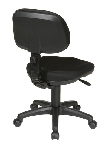 Work Smart SC117-231 Basic Task Chair (Replaces SC50T) - Peazz.com