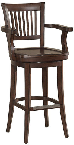 American Heritage Billiards 134109 Molena Extra Tall Height Stool - BarstoolDirect.com