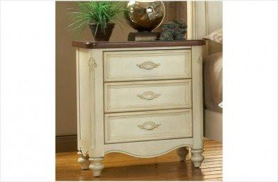 American Woodcrafters 3501-430 Nightstand - Peazz.com