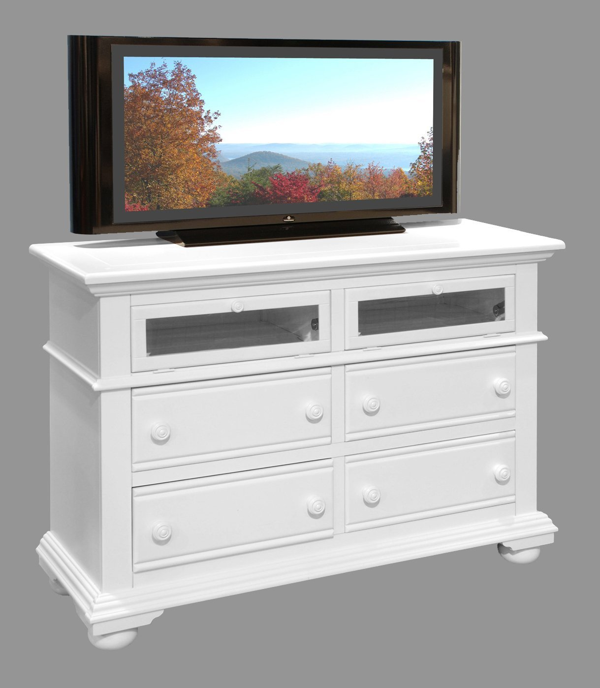 American Woodcrafters Chest Entertainment